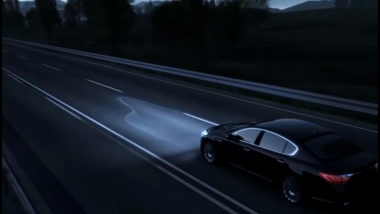 Автоматичне перемикання дальнього світла
